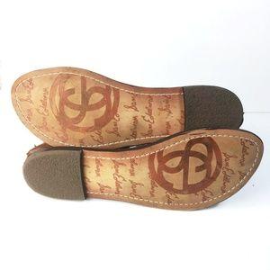 b4cc49777 Sam Edelman Shoes - SAM EDELMAN Ginger Saddle Goat Gladiator Sandals